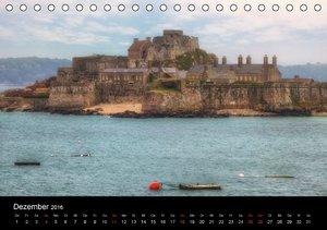 Jersey & Guernsey - britische Kanalinseln (Tischkalender 2016 DI