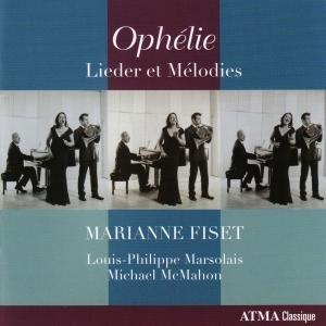 Ophelie-Lieder Et Melodies