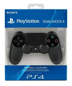 PlayStation 4 - Dualshock 4 Wireless Controller - Schwarz