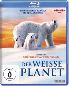 Der weisse Planet (Blu-ray)