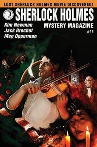 Sherlock Holmes Mystery Magazine #14