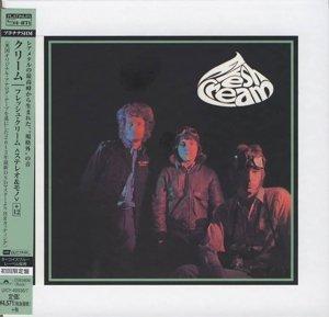 Fresh Cream (Mono+Stereo)-Platinum SHM CD