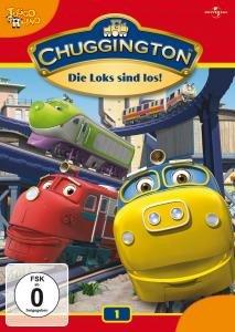 Chuggington Vol.1: Die Loks sind Los