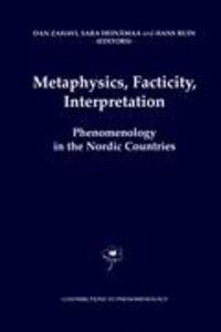 Metaphysics, Facticity, Interpretation