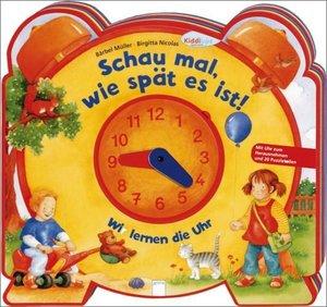 Schau mal, wie spät es ist!