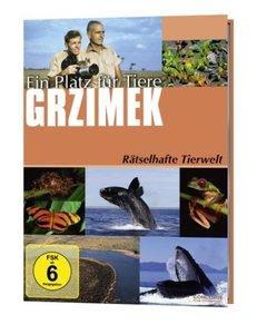 Grzimek: Ein Platz für Tiere - Rätselhafte Tierwelt
