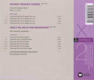 Concerti Grossi op.6/Concerti Armonici
