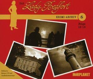 Das Lady Bedfort Krimi-Archiv