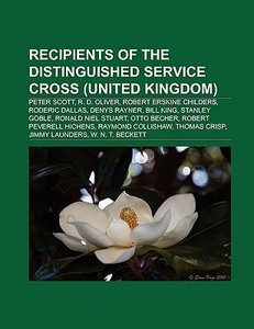 Recipients of the Distinguished Service Cross (United Kingdom)