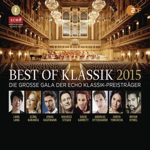Klassik Hits 2015-Echo der Stars