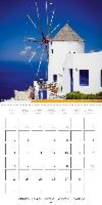 Blowing in the breeze: Windmills (Wall Calendar 2015 300 × 300 m