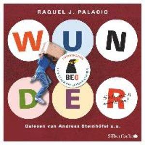 R.J.Palacio: Wunder