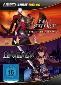 Anime Box 6 Fate/Stay Night,Holy Knight