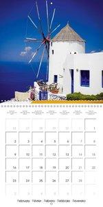 Blowing in the breeze: Windmills (Wall Calendar 2015 300 × 300 m