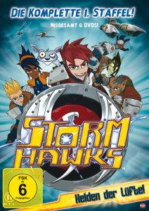 Storm Hawks (DVD)