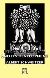 Indian Thoughts and Its Development