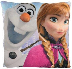 Disney Eiskönigin - Anna & Olaf Kissen - 40cm x 40cm (doppelseit