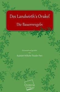 Des Landwirths Orakel