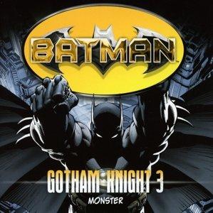 Gotham Knight 3-Monster