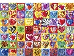 Herzklopfen, 1.000 Teile