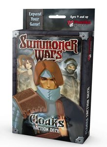 Heidelberger PH121 - Summoner Wars: Cloaks Faction Deck