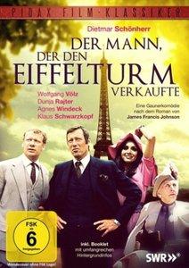 Der Mann,der den Eiffelturm v