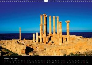 Beautiful Libya (Wall Calendar 2015 DIN A3 Landscape)
