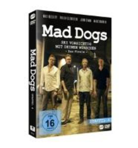 Mad Dogs (Die Komplette Staffel 4)