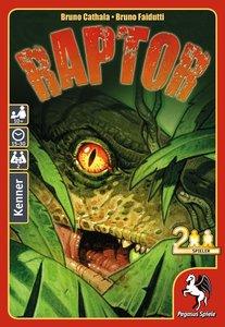Raptor (deutsche Ausgabe)