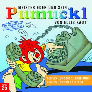 25:Pumuckl Und Die Silberblumen/Pumuckl Und Das Te