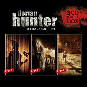 Dorian Hunter Hörspielbox - Folge 04-06