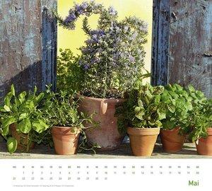 times & more Landleben Bildkalender 2018