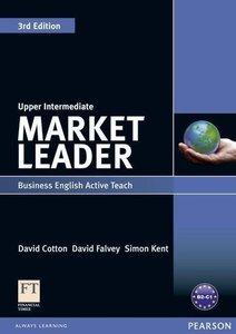 Market Leader 3rd Edition Upper Intermediate Active Teach CD-ROM