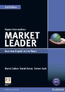 Market Leader 3rd Edition Upper Intermediate Active Teach CD-ROM
