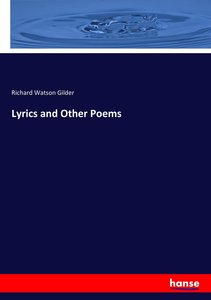Lyrics and Other Poems