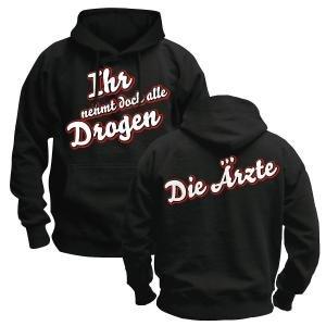 Ihr Nehmt Doch...,Kapuzenp.,Gr.XL,Schwarz