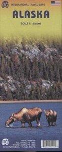 Alaska 1 : 1 500 000