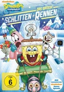 SpongeBob Schwammkopf - Das grosse Schlittenrennen