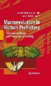 Macroevolution in Human Prehistory