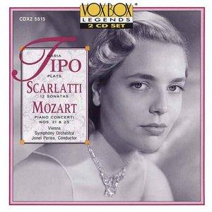 Maria Tipo spielt Mozart & Scarlatti
