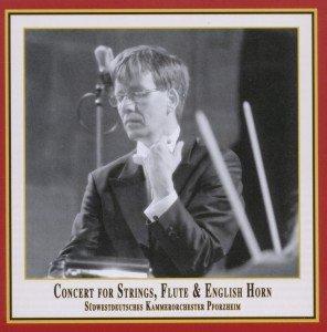 Streicher,Flöte und Englischhorn