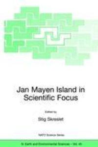 Jan Mayen Island in Scientific Focus