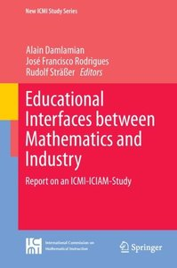 Educational Interfaces between Mathematics and Industry