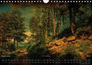Malerischer Schwarzwald 2014 (Wandkalender 2014 DIN A4 quer)
