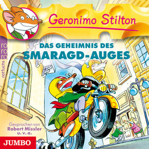 Geronimo Stilton 02. Das Geheinis des Smaragd-Auges
