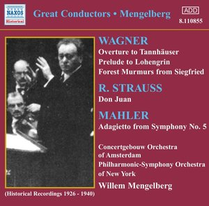Wagner Strauss Mahler
