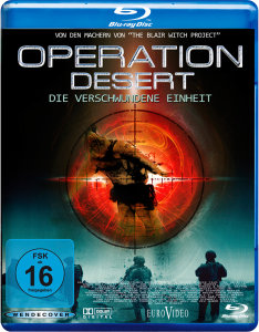 Operation Desert (Blu-ray)