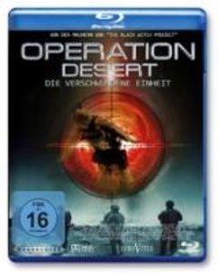 Operation Desert (Blu-ray)