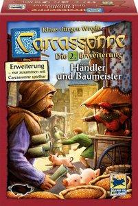 Carcassonne, Händler und Baumeister. Erweiterung 2. Neue Edition