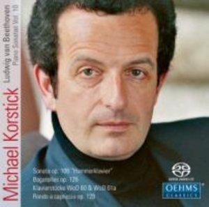 Klaviersonaten Vol.10+Katalog